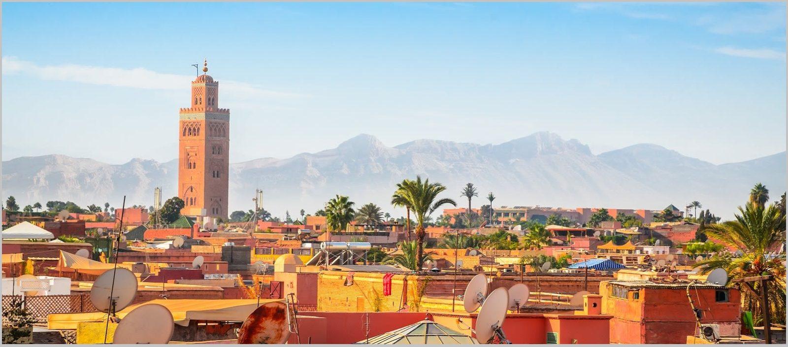 Рекламный тур в Марокко: Марокканский Вояж