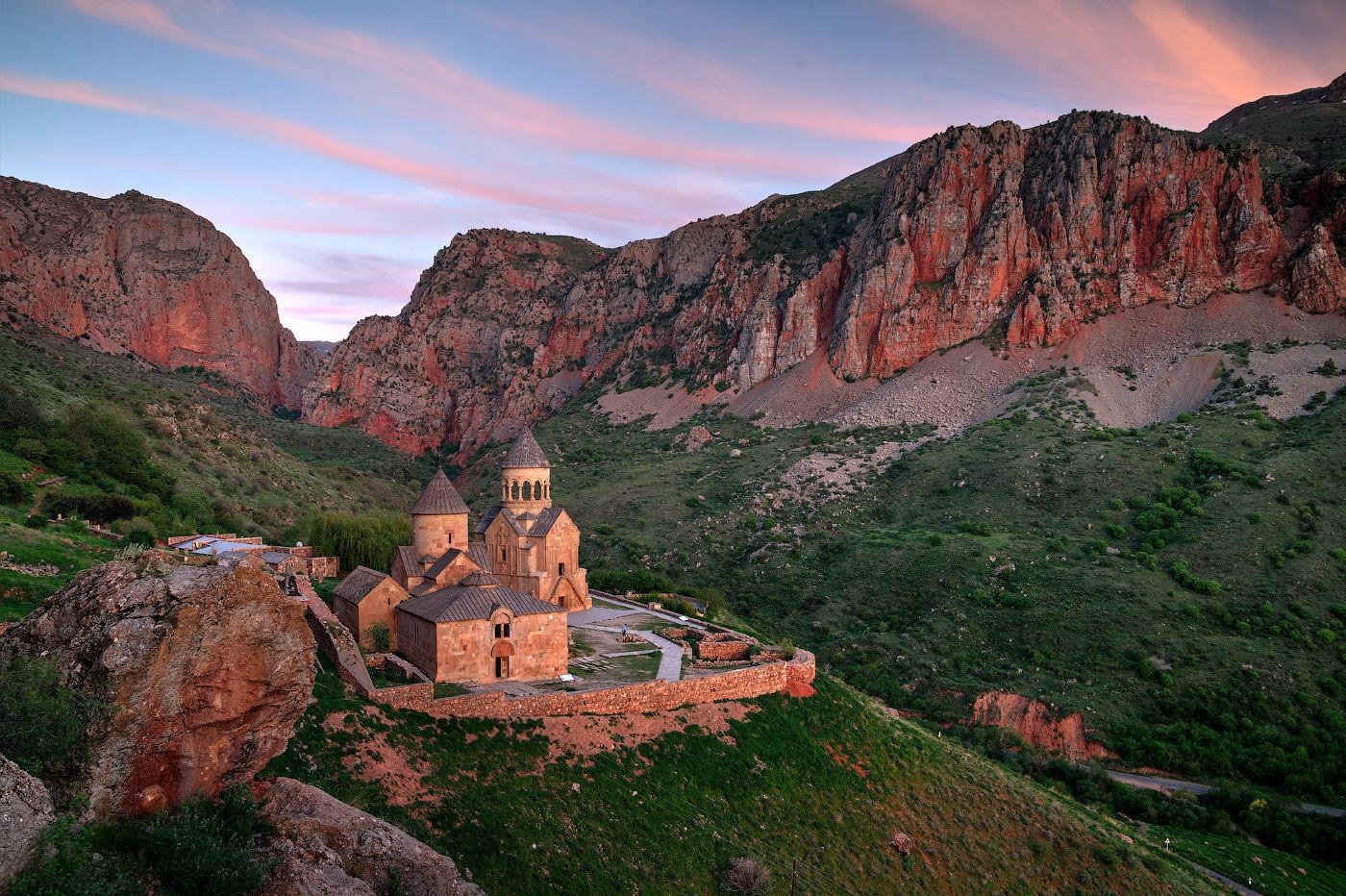 Все самое лучшее в Армении