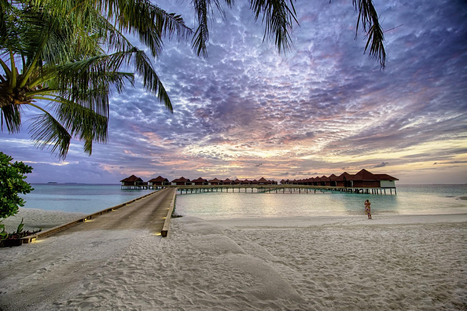 АКЦИЯ от туроператора Let`s Fly и сети отелей Robinson Maldives!